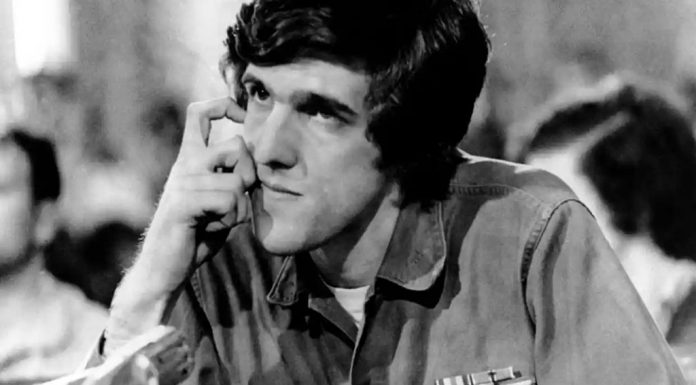 John Kerry testifies