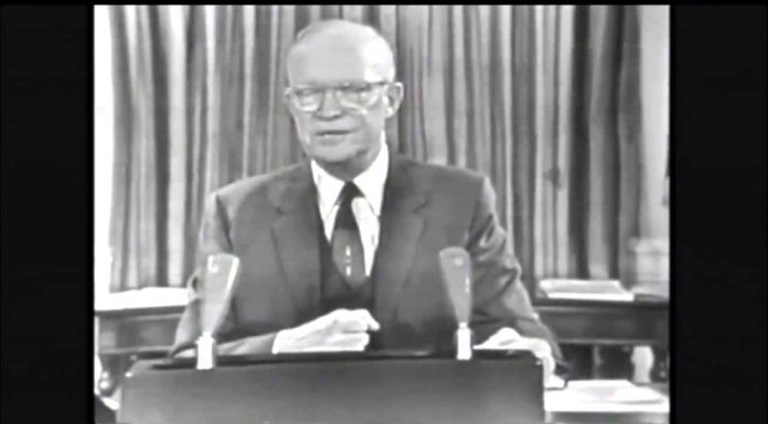 Dwight Eisenhower's Farewell Address: Military-Industrial Complex