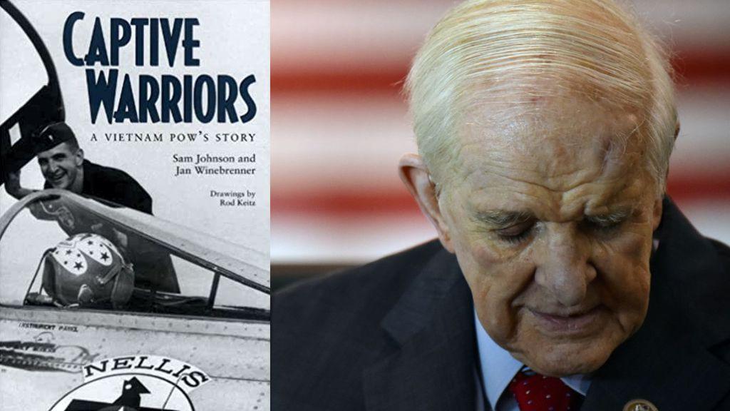 Captive Warriors: A Vietnam POW's Story by Sam Johnson