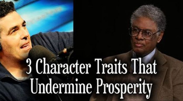 3 Character Traits that Undermine Prosperity