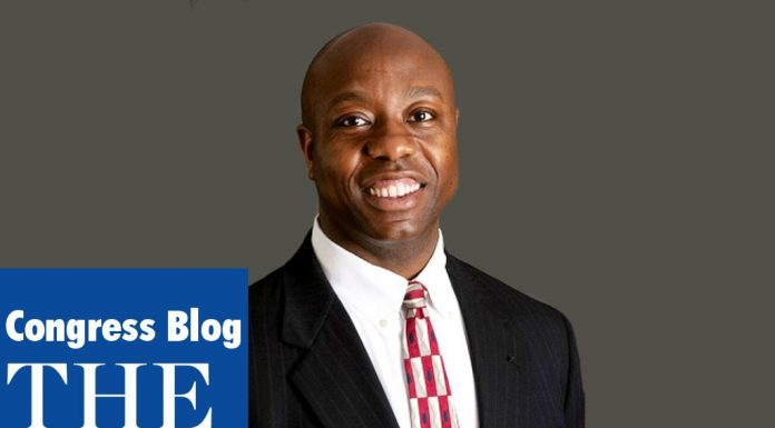 Tim Scott Congress Blog - The Hill