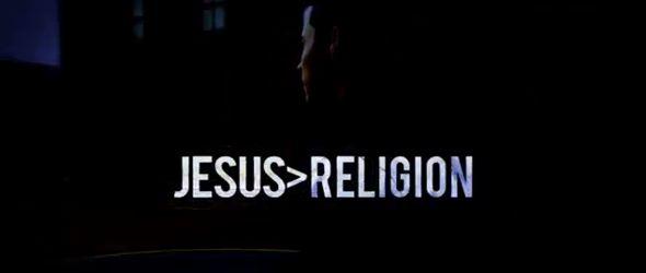Jesus>Religion