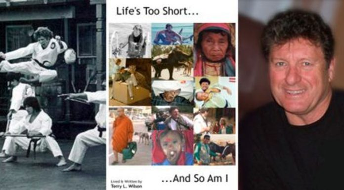 Life's Too Short And So Am I by Terry Wilson