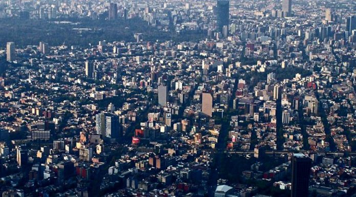 Big Cities in Mexico