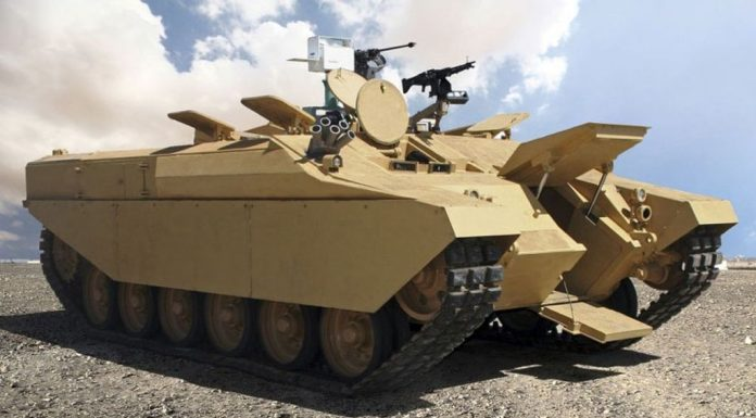 Heavily Armored Personnel Carriers