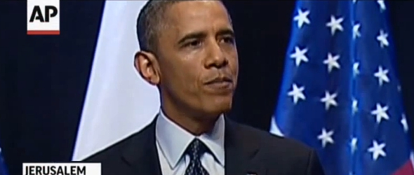 Obama calls on Israelis to compromise