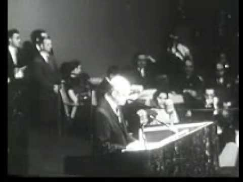 "Dwight Eisenhower's ""Atoms for Peace"" Speech to the United Nations"