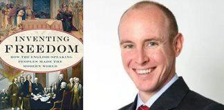 Inventing Freedom by Daniel Hannan