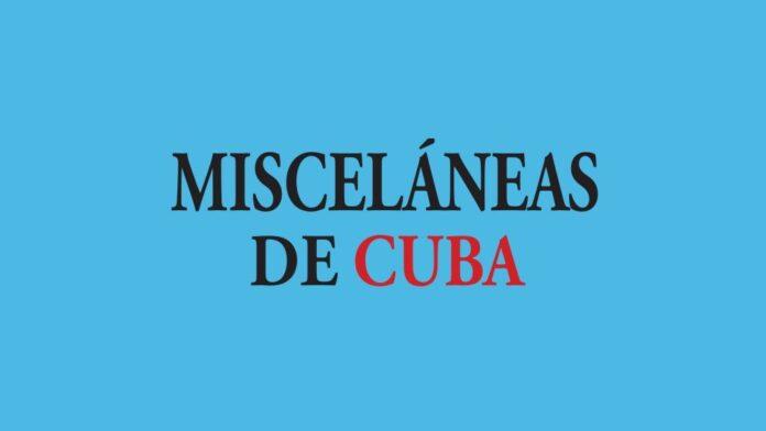 Misceláneas de Cuba