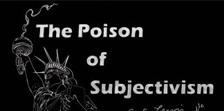 The Poison of Subjectivism by C.S. Lewis Doodle
