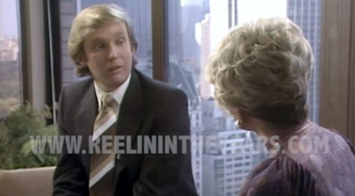 Donald Trump interview 1980