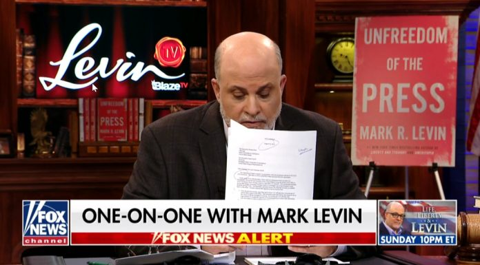 Mark Levin One On One Trump Impeachment