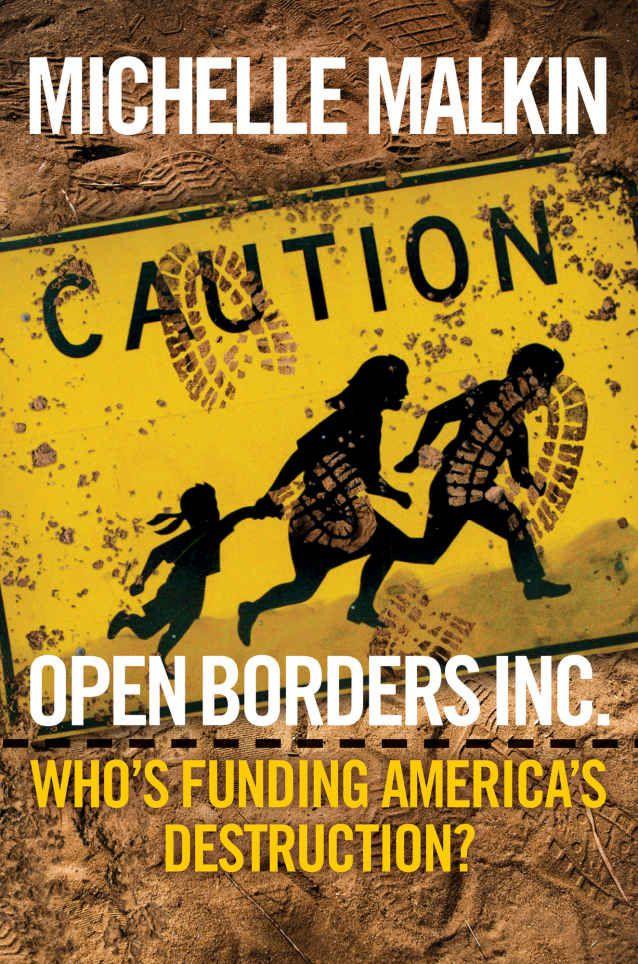 Open Borders Inc.: Who's Funding America's Destruction?