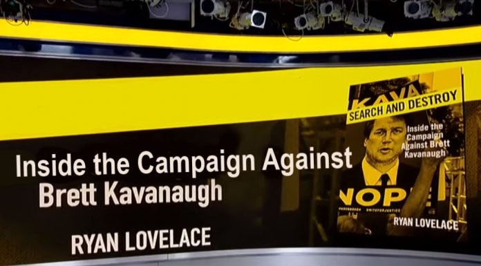 Search and Destroy: Inside the Campaign against Brett Kavanaugh