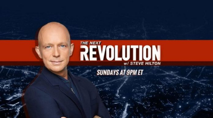 T­h­e N­e­x­t Revolution with Steve Hilton on Fox News