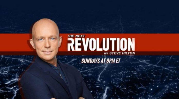 The Next Revolution with Steve Hilton on Fox News