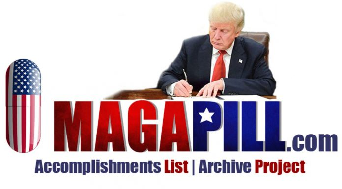 President Trump's Accomplishments