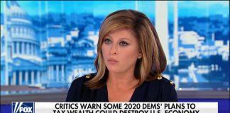 Maria Bartiromo on Fox