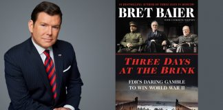 Three Days at the Brink by Bret Baier