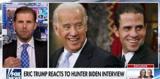 Eric Trump on Hunter Biden