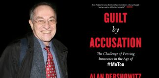Guilt by Accusation by Alan Dershowitz