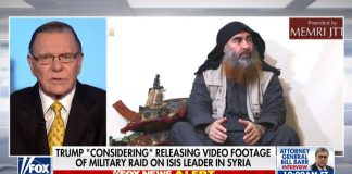 Gen. Jack Keene on al-Baghdadi 's death