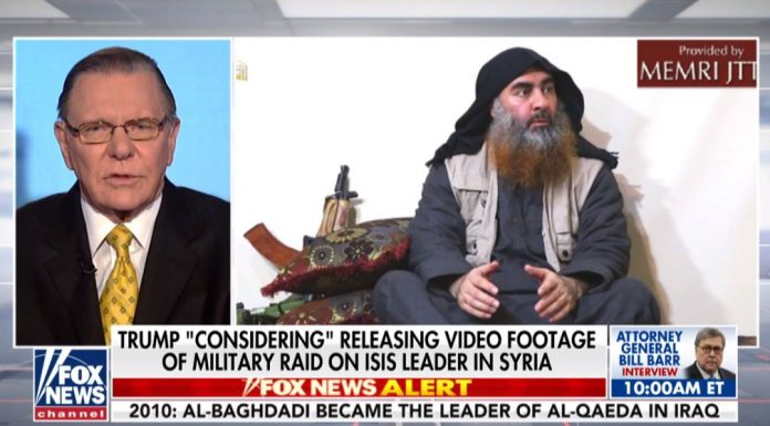 Gen. Jack Keene on al-Baghdadi 's death