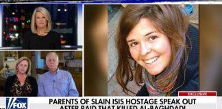 Kayla Mueller's Parents on Fox
