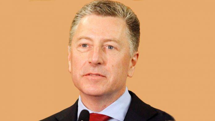 Former U.S. envoy to Ukraine Kurt Volker