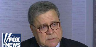 Barr defends Durham probe