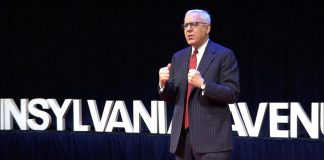David Rubenstein: Everyone can be a Patriotic Philanthropists