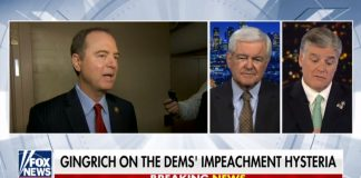 Newt Gingrich on Impeachment Hysteria