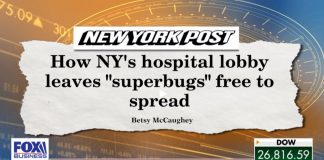 NY hospitals face a 'superbug' epidemic