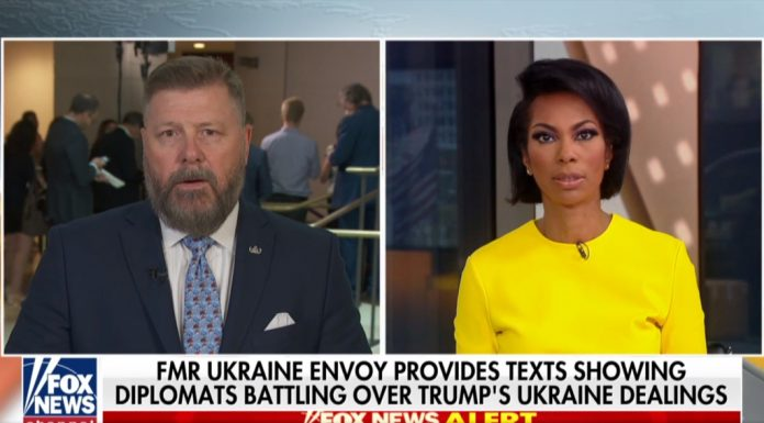 Rep. Rick Crawford on Ukraine Text Messages