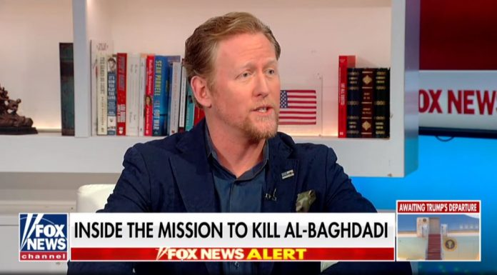 Rob O'Neill on the al-Baghdadi Raid