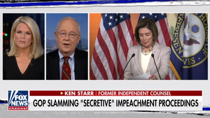 Secret Impeachment