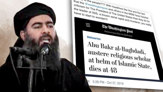 """Abu Bakr al-Baghdadi, Islamic State's 'terrorist-in-chief,' dies at 48."""