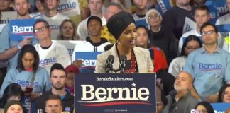"Ilhan Omar says end ""Western imperialism"""