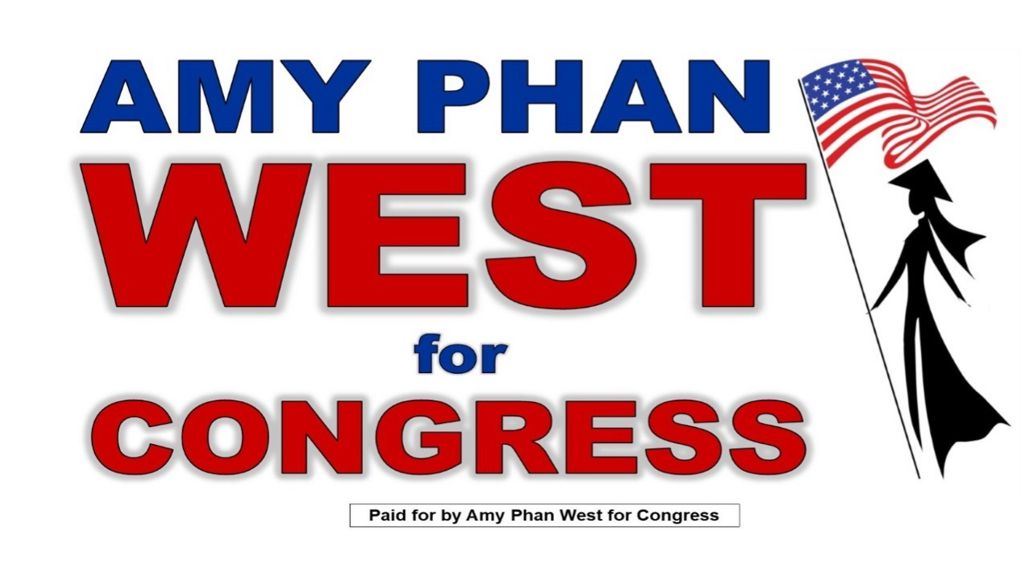 Amy Phan West for Congress 47th Congressional District