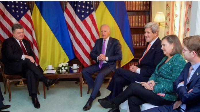 Biden, Kerry and Ukraine