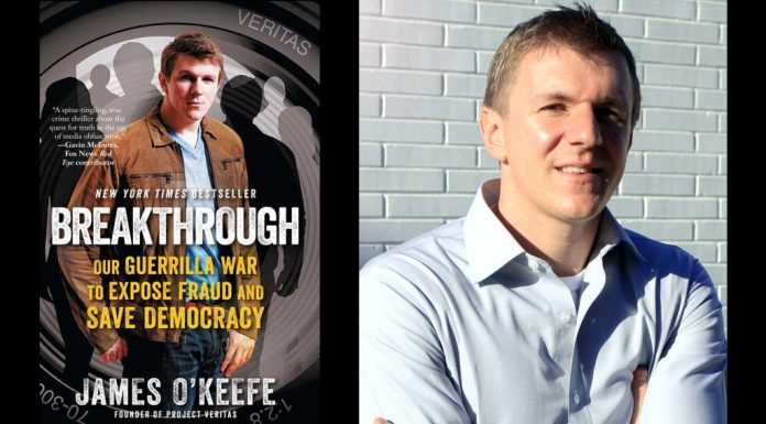 Breakthrough by James O'Keefe