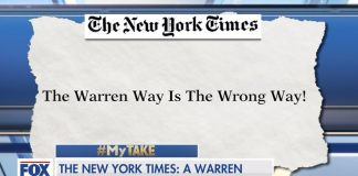 Warren Way is the Wrong Way