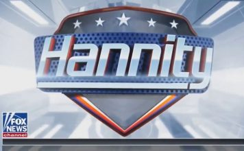 Hannity on Fox News