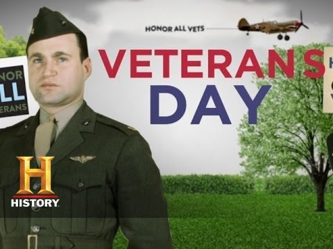 The difference between Veterans Day and Memorial Day