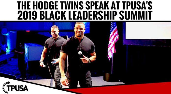 The Hodge Twins Speak At TPUSA's 2019 Black Leadership Summit