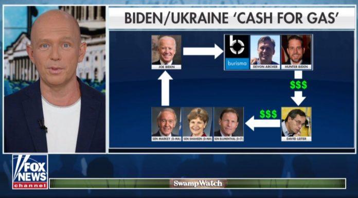 Steve Hilton- Biden Ukraine Cash for Gas