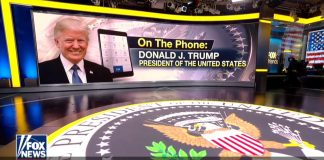 President on Fox and Friends