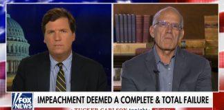 Victor Davis Hanson on public Impeachment hearings