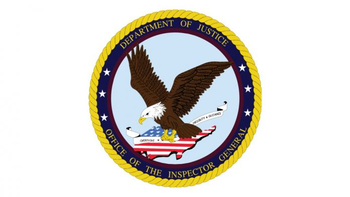 United States Department of Justice Office of the Inspector General