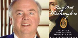 Mary Ball Washington: The Untold Story of George Washington's Mother by Craig Shirley.